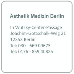 Ästhetik Medizin Berlin